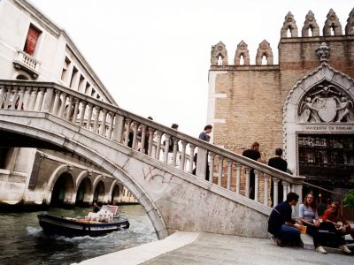 UNIVERSITA' ITALIANE: CA' FOSCARI